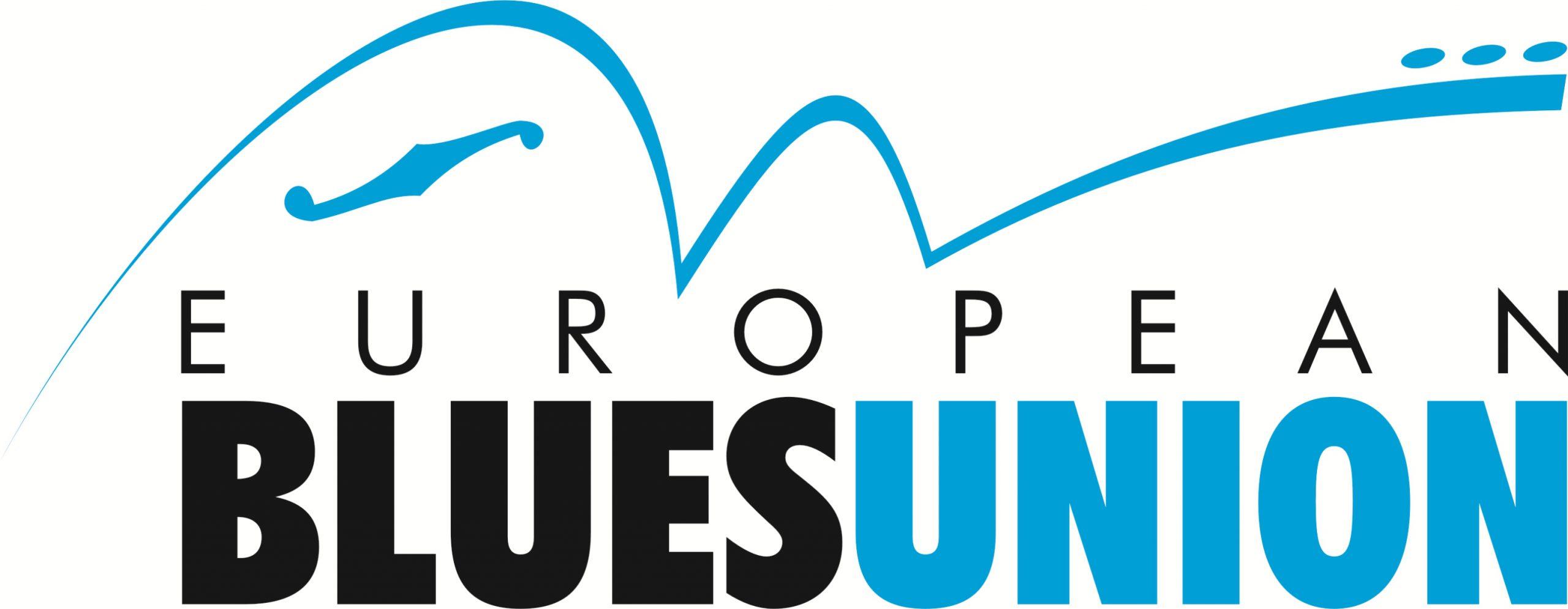 Logo der Europäischen Blues Union