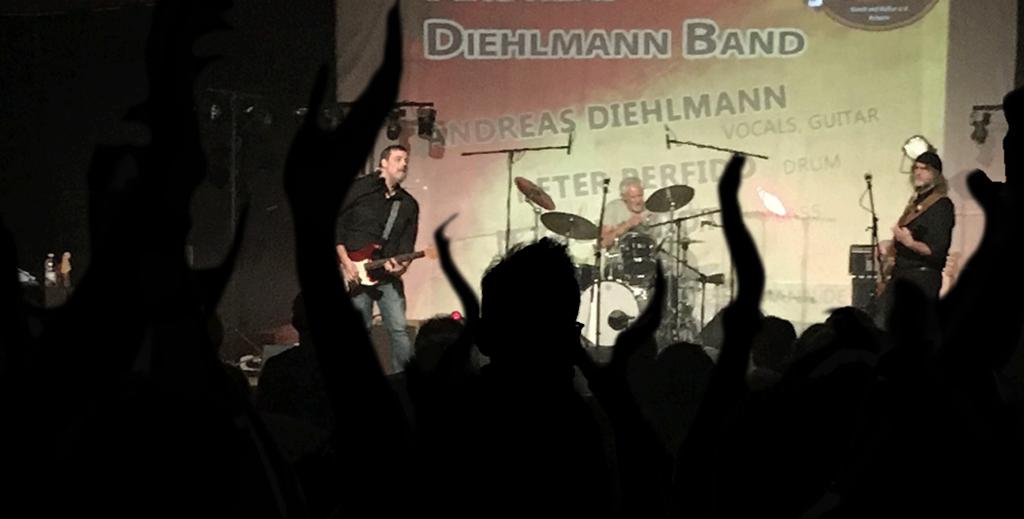 Andreas Diehlmann Band Live